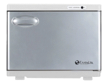 Earthlite Salon Standard Uv Hot Towel Cabinet Towel