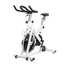 Sunny SF-B1110 Indoor Cycling Exercise Bike White