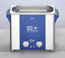 Elma Elmasonic E Plus EP30H 2.75 Liter Heated Ultrasonic Cleaner And Basket