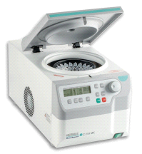 Benchmark Hermle Z216-MK Refrigerated Microcentrifuge 44 place rotor
