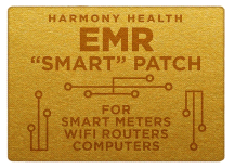 Ewater EMR Smart Patch for Smart Meters and Wifi Routers