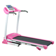 Sunny P8700 Health and Fitness Pink Treadmill