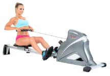 Sunny SF-RW5508 Health & Fitness Ultra Tension Magnetic Pro Rower