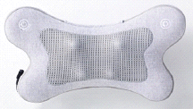 Synca i-Puffy Premium 3D Heated Lumbar Massager