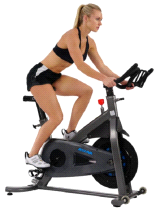 Sunny ASUNA 5150 Magnetic Turbo Commercial Indoor Cycling Trainer Bike