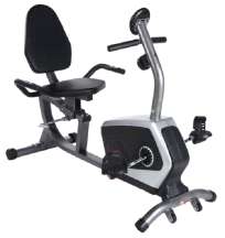 Sunny SF-RB4616 Health & Fitness Easy Adjustable Seat Recumbent Bike