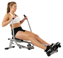 Sunny SF-RW5639 Health & Fitness Full Motion Rowing Machine