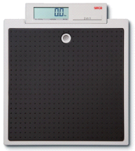 Seca 876 Mobile Lightweight Scale Battery Powered Digital Flat Scale