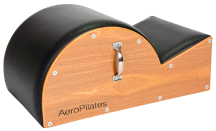 Stamina 55-4250A AeroPilates Wooden Portable Spine Corrector Barrel