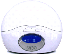 Bodyclock Active 250 Dawn Simulator White Noise Wake-Up Clock
