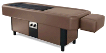 Sidmar ComfortWave S10 BROWN Water Hydromassage Home Use Table