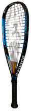 E-Force Takeover 175 Quadraform Racquetball 3 5/8 Grip Racquet