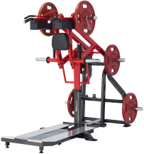 Fitness Master Steelflex PLSS Plateloaded Squat Rack