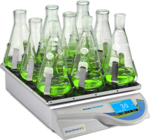 Benchmark Scientific 9 Place Orbi-Shaker Digital Speed Mixing Shaker