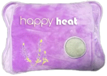 CCV Products Happy Heat Electrical 2-in-1 Lavender Aromatherapy Hand Warmer