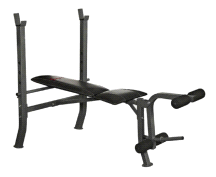 Sunny Fitness SF-BH6811 Flat Incline Decline Adjustable Weight Bench