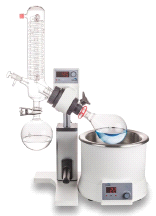 Scilogex RE100-S Vertical Coiled Condensor Digital Display Rotary Evaporator