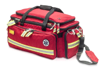 LLUSA Critical RED Elite ALS First Responder Lightweight Duffle Bag
