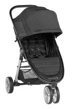 Baby Jogger City Mini 2 JET Lightweight Compact Foldable 3 Wheel Stroller