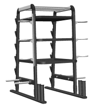 Motive Fitness Total Storage The HUB TotalStorage Rack System RACK ONLY!