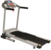 Sunny Treadmill High Weight Capacity w/ Auto Incline MP3 Body Fat Function