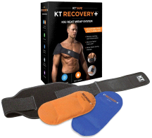 KT Recovery Ice/Heat Wrap Compression Therapy System