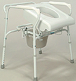 Uplift Commode Assist Lifting Toilet Seat