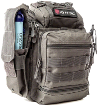 My Medic The Recon Basic Emergency First Aid Kit Grey