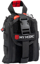 My Medic Range Medic Advanced Emergency First Aid Kit Black