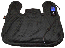 Therasage TheraFusion Instant Calmer Infrared Shoulder Healing Heating Pad