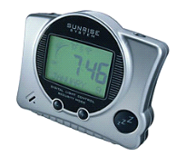 Sunrise Dawn Sun Simulator Alarm Clock
