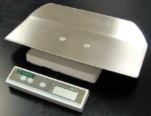 Salter Brecknell 44lb. Digital Animal Vet Scale