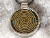 Life Energy Nu-Me EMF Silver Pendant Necklace